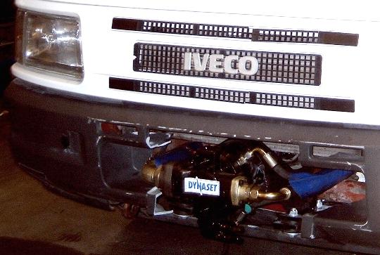 8262 generator actionat hidraulic hgv dynaset