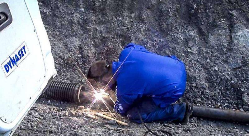 8268 generator actionat hidraulic pentru aparate de sudura hwg dynaset
