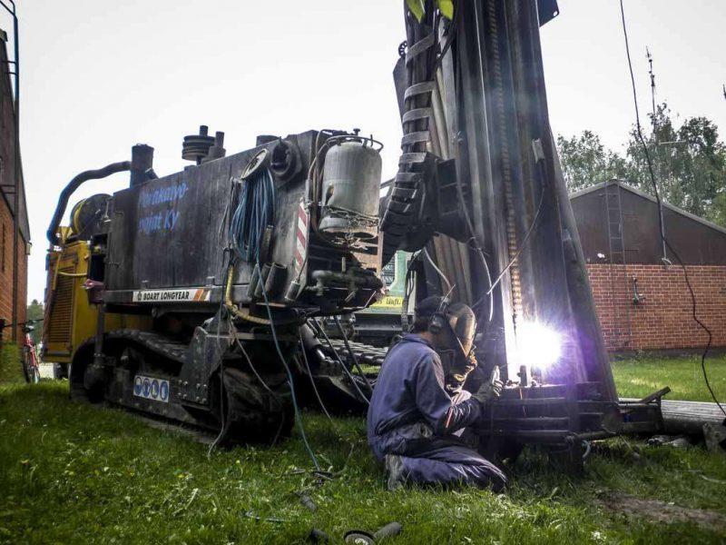 8269 generator actionat hidraulic pentru aparate de sudura hwg dynaset