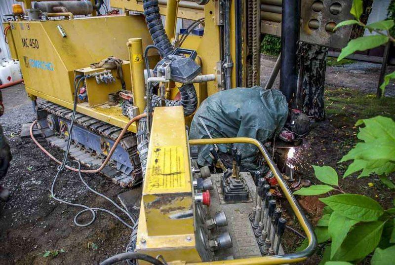 8270 generator actionat hidraulic pentru aparate de sudura hwg dynaset