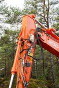 8339 dispozitiv hidraulic de vibrare pentru excavatoare hvb dynaset