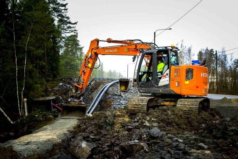 8340 dispozitiv hidraulic de vibrare pentru excavatoare hvb dynaset
