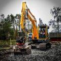 8343 dispozitiv hidraulic de vibrare pentru excavatoare hvb dynaset