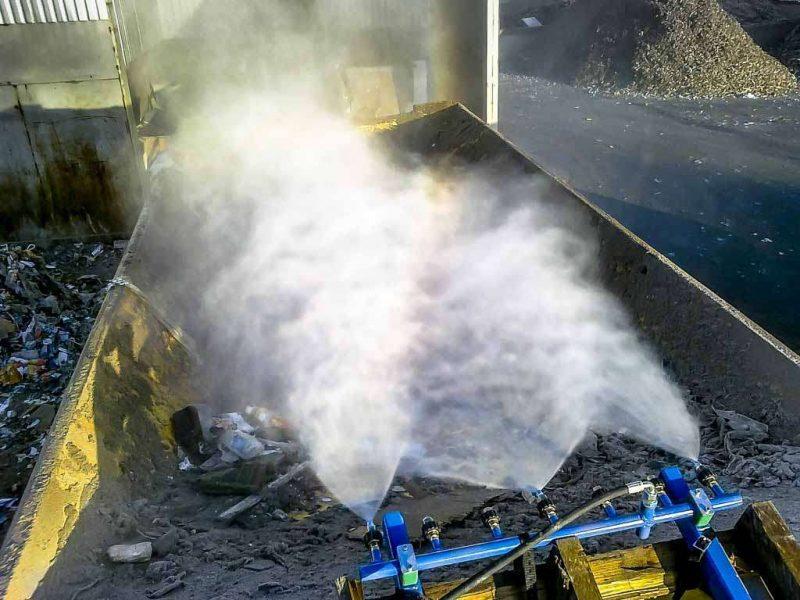 8352 kit de pulverizare cu presiune ridicata anti praf hpw dust dynaset