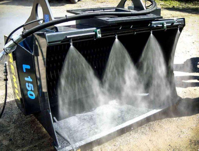 8353 kit de pulverizare cu presiune ridicata anti praf hpw dust dynaset