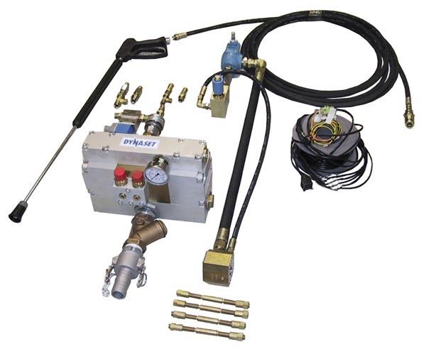 8356 kit de pulverizare cu presiune ridicata anti praf hpw dust dynaset
