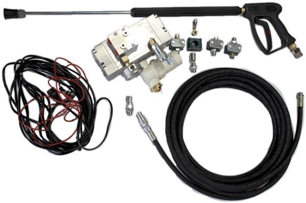 8357 kit de pulverizare cu presiune ridicata anti praf hpw dust dynaset
