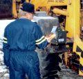 8412 polizor actionat hidraulic hhk dynaset