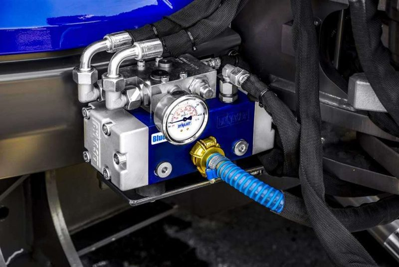 8464 pompa reglare presiune ridicata hpw dynaset