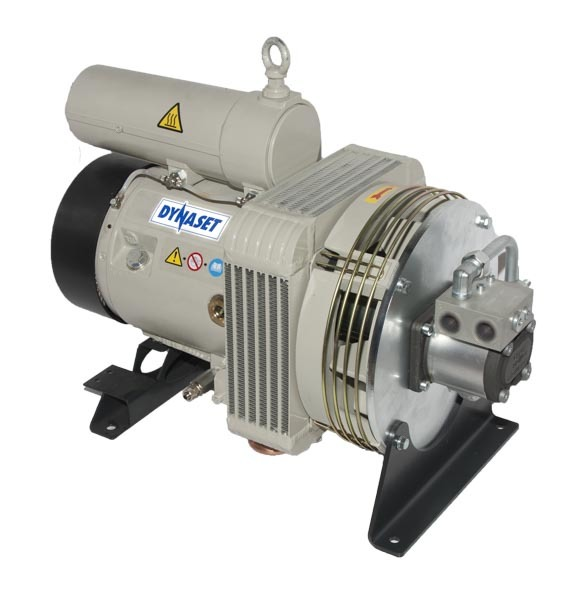 8565 compresor de aer cu sistem de rotatie actionat hidraulic hkl dynaset