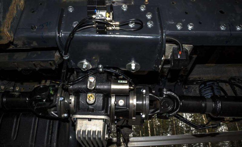 8598 convertor hidraulic pentru motoare pto dynaset