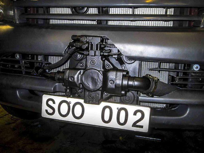 8599 convertor hidraulic pentru motoare pto dynaset