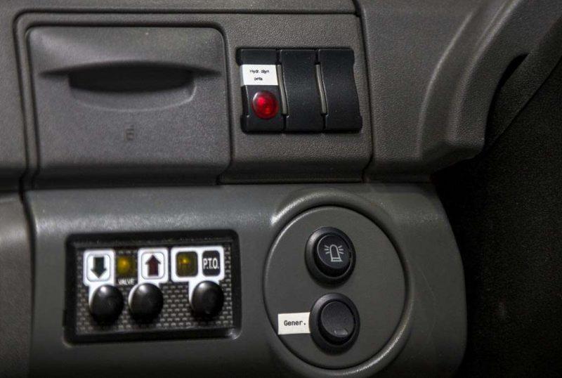 8601 convertor hidraulic pentru motoare pto dynaset