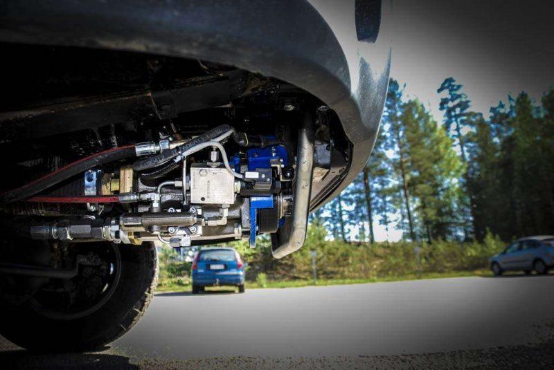 8602 convertor hidraulic pentru motoare pto dynaset