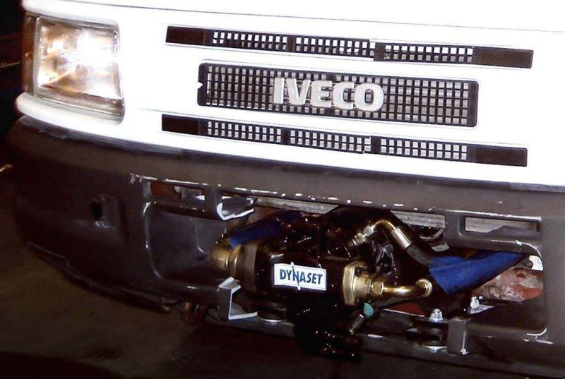 8603 convertor hidraulic pentru motoare pto dynaset