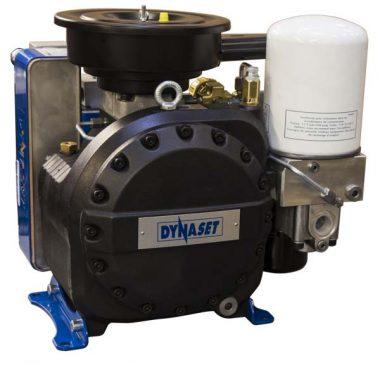 DYNASET HKR Hydraulic Screw Compressor 2000