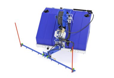 DYNASET KPL High Pressure Street Washing Unit L web